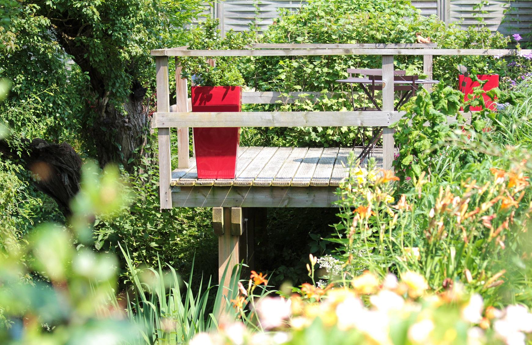 Création bois et terrasses