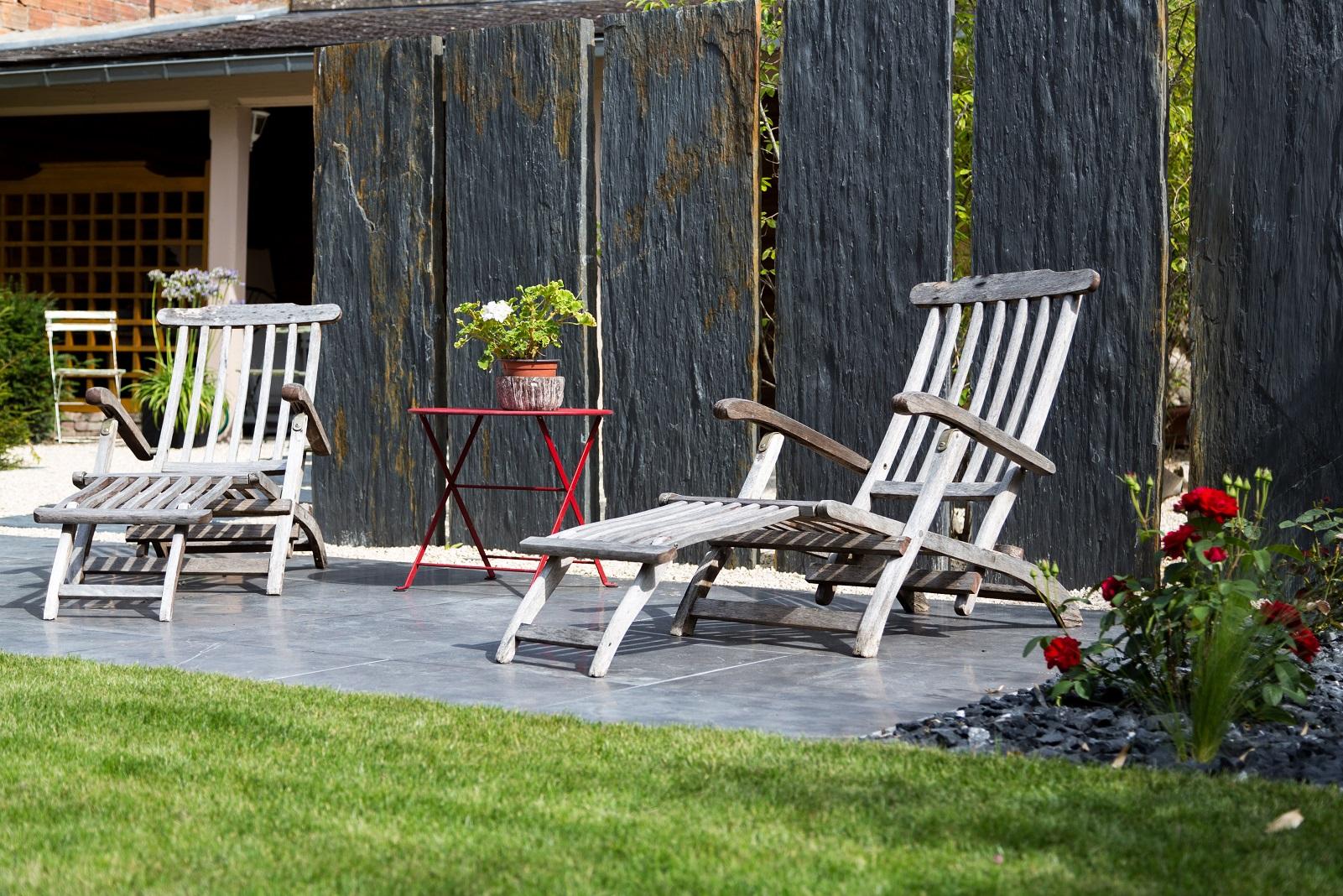 Décoration extérieure, mobilier de jardin et poteries